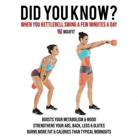 kettlebell before