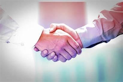 Business Partner Partnership Sales Entrepreneur Handshake Hands