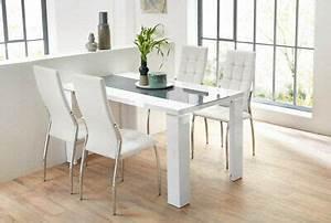 Küchentisch Rund Weiß : esstisch 140 x 80 cm esszimmertisch k chentisch hochglanz ~ A.2002-acura-tl-radio.info Haus und Dekorationen