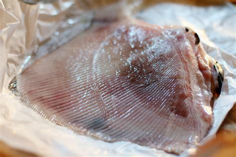 cuisiner aile de raie comment cuire aile de raie