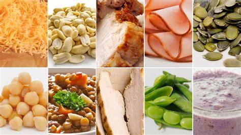 healthy high arginine foods