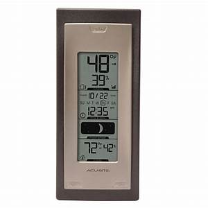 Acurite Digital Indoor    Outdoor Temperature  U0026 Humidity