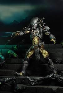 NECA Gives A Closer Look At Their Predators Series 14 QuotAVP