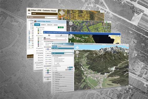 view web web gis viewer sinergise