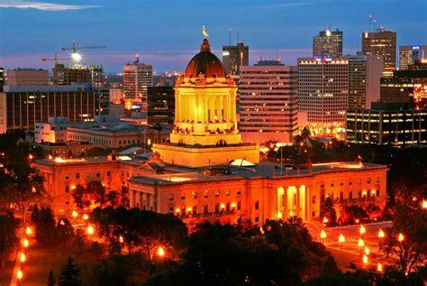 Winnipeg Manitoba Intelligent Community Forum