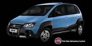 Fiat Idea Adventure Locker 2010