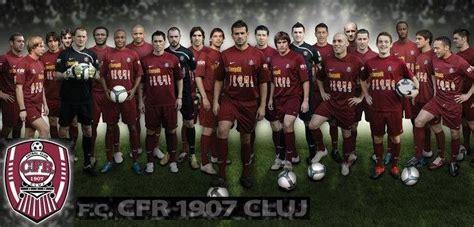 Cfr cluj v fc voluntari. arsipbola: Skuad Liga Champion 2010/2011