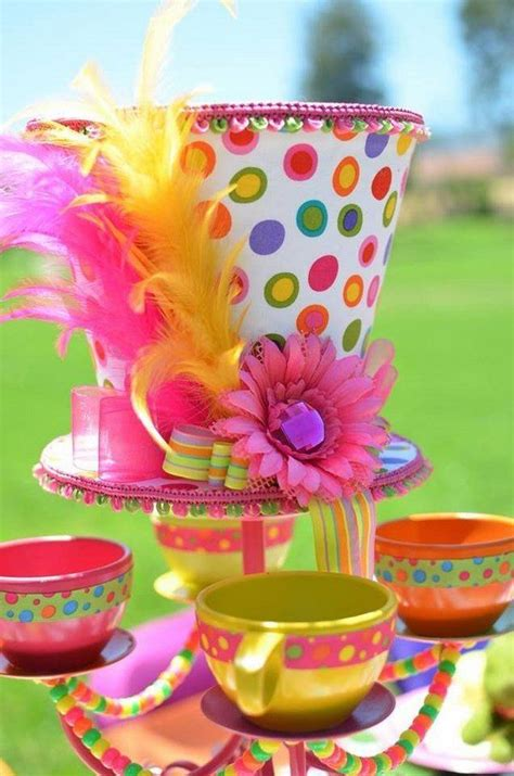 mad hatter tea decoration ideas tea ideas for and adults themes decoration menu and more