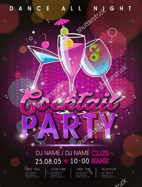 party flyer templates  psd ai eps format