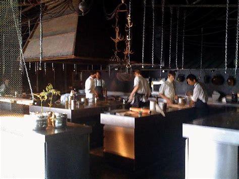cuisine ouverte sur s駛our cuisine ouverte picture of auberge de la grenouillere montreuil sur mer tripadvisor