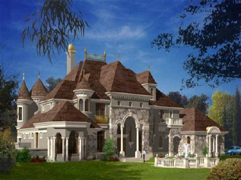 Chateau Style Homes by Sitting Rooms In Master Bedrooms Chateau Style