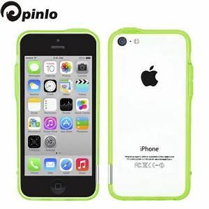 Pinlo Bladedge Bumper Case for iPhone 5C - Green ...