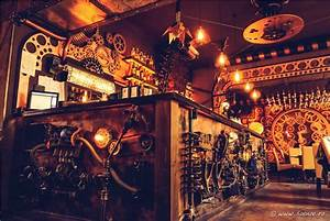 Adopt, The, Unconventional, Steampunk, Decor, In, Your, Home