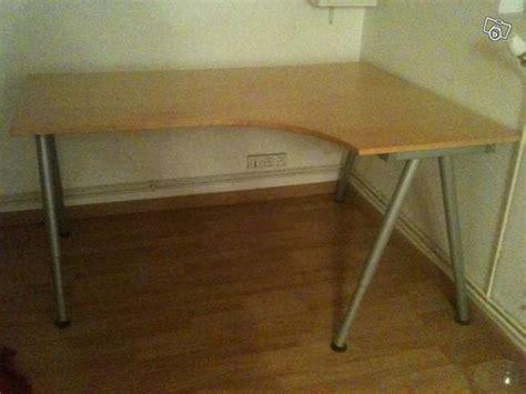 bureau en angle ikea bureau d 39 angle ikea occasion