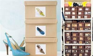Idee Rangement Chaussure : idee de rangement archives mademoiselle claudine le blog ~ Teatrodelosmanantiales.com Idées de Décoration