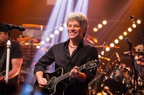 Review Bon Jovi Rocks Iheartradio Theater New York For