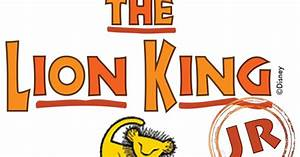 GIS Primary Visual Art and Design: 'The Lion King Jr ...