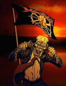 vic rattlehead by patpresence on DeviantArt
