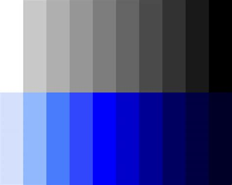 what is monochrome color rctc color photo monochromatic value scale
