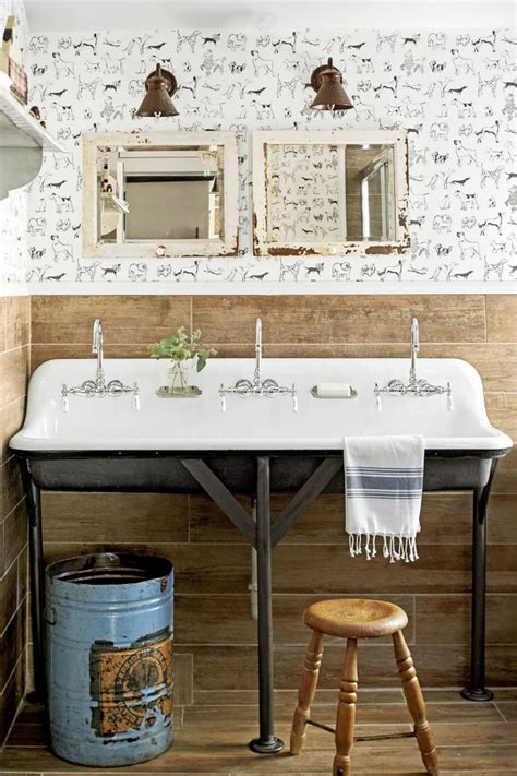 Wallpaper In Bathroom Ideas by Wow Worthy Bathroom Wallpaper Ideas The Craft
