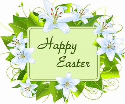 Easter Clip Happy Clipart Sunday Wishes Arts