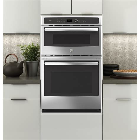 ge profile pk7800skss ge profile 27 quot built in combination convection