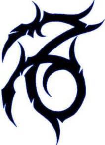 Tribal Capricorn  Tattoos  Pinterest  Colors, Tribal