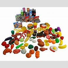 New Toy 150 Pc Great Big Grocery Play Food Set Gift Child