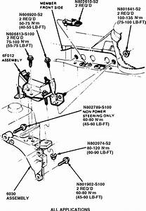 1992 Ford Tempo Automatic Transmission Diagram