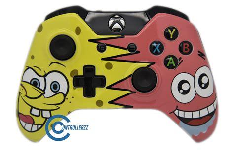 Spongebob Xbox One Controller