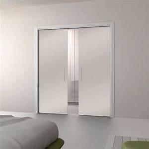 Eclisse Glass Sliding Pocket Door System - Double Door Kit ...