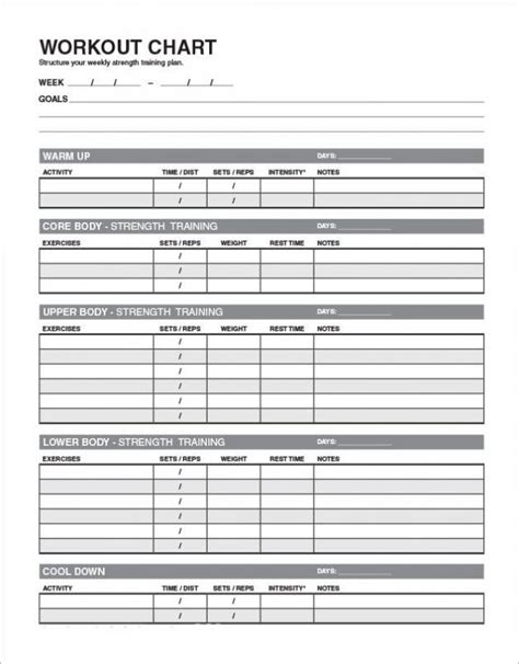 workout templates for personal trainers workout templates for personal trainers shatterlion info