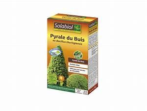 Pyrale Du Buis Traitement Bio : traitement pyrale du buis solabiol ~ Melissatoandfro.com Idées de Décoration