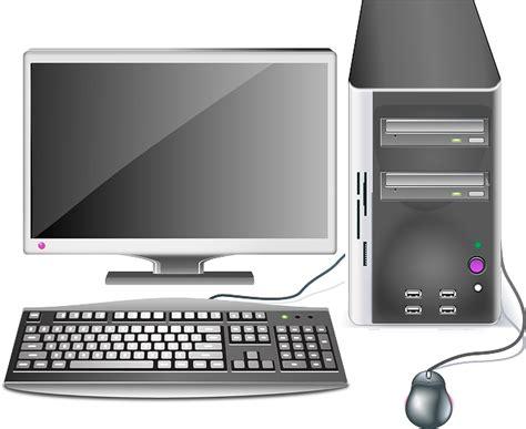 Vector Image Desktop by Computer Desktop Workstation 183 Free Vector Graphic On Pixabay