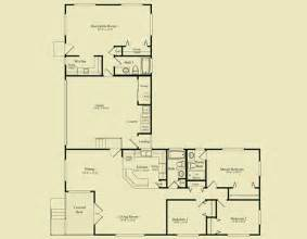 L Shaped House Plans With Attached Garage Photo by L Shaped House Plans No Garage House Large