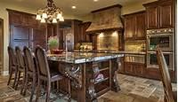 interesting tuscan outdoor kitchen style Mediterranean Kitchen, Kitchen Styles, Updated Kitchen, Kitchen Remodel, Kitchen Design