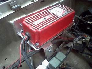 Msd 6a Installation  U0026 39 86 Xj
