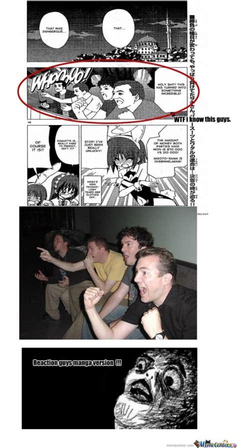 Reaction Guys Meme Generator Image Memes At