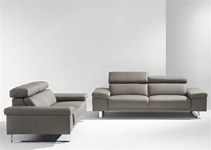 acheter votre canape 2 places avec tetiere reglable chez With tapis ethnique avec canape d angle tetiere
