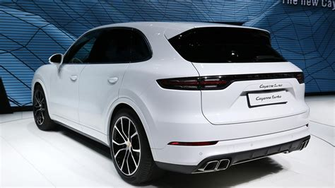 porsche cayenne turbo takes familiar route  high