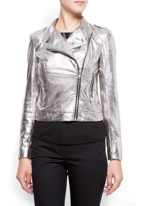 Ella Henderson Dress is River Island and Silver Jacket is Mango | Spotted.TV