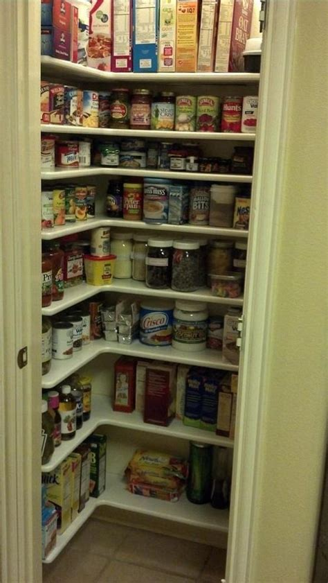 25 best ideas about small pantry closet on