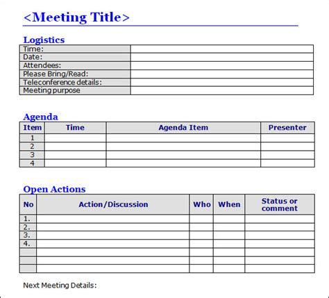 meeting minutes template excel meeting minutes format word nisartmacka