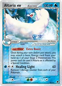 Altaria | Platinum | TCG Card Database | Pokemon.com