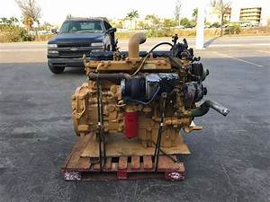 2002 Caterpillar C12 Diesel Engine For Sale