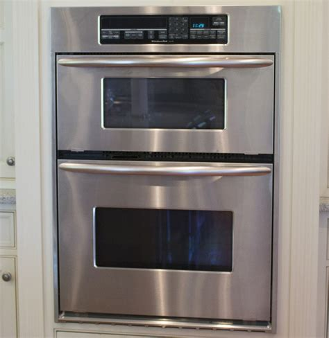 Kitchen Superba Oven by Kitchenaid Superba Convection Wall Oven With Built In