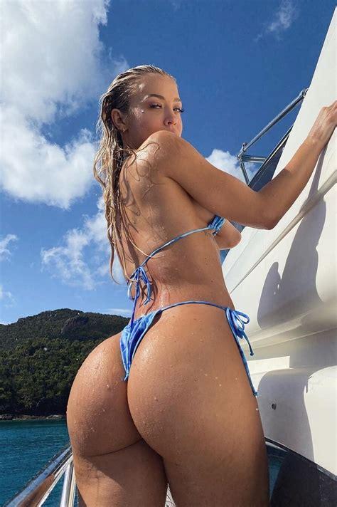 Enormous Round Ass In Sexy Thong Bikini ⋆ Pandesia World