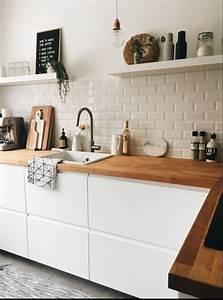 Küchen Ohne Hängeschränke : pin von victoria marchat auf kitchen pinterest k che haus k chen und fliesenspiegel k che ~ Eleganceandgraceweddings.com Haus und Dekorationen