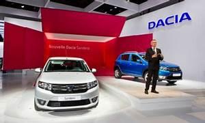 Dacia Sandero Mandataire : dacia presente ses nouvelles dacia logan sandero au mondial de l 39 auto 2012 blog auto carid al ~ Maxctalentgroup.com Avis de Voitures