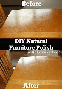 Homemade furniture polish for Homemade organic furniture polish